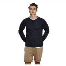 CREW-NECK UNISEX SWEATER