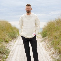 MENS HEAVY KNITTED 3 FOR 1