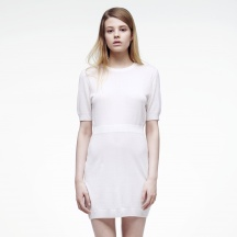 WOMEN´S KNITTED DRESS